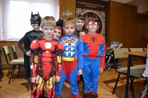 Karneval Mateřské školy Koryčany