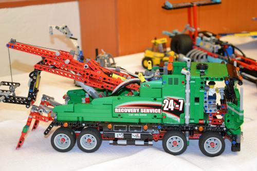 Výstava LEGO
