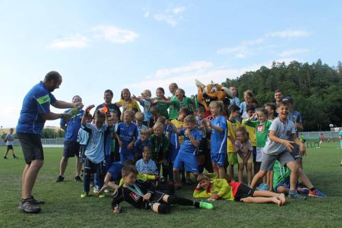 Junior cup Koryčany 2018