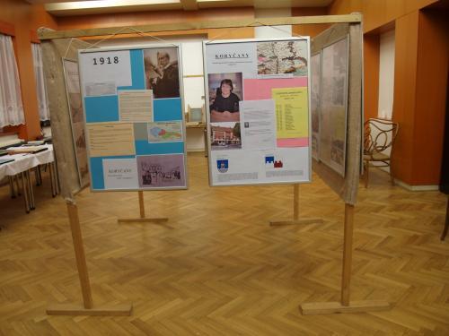 Osava 100 let vzniku 4.část výstava
