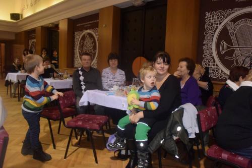 Vánoční posezení pro seniory